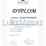 Dyplom ukończenia Studiów Licencjackich.