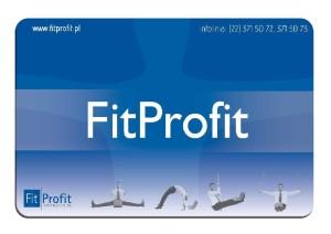 Karta Fit Profit-2016
